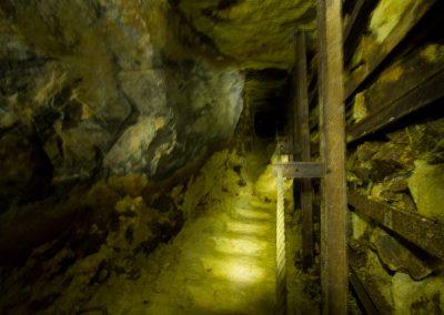 Mine d'argent de Freiberg