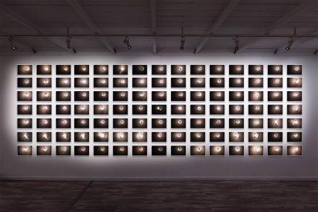 La machine à Photographier les yeux de Dominique Martigne