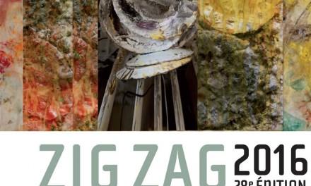 Zig Zag 2016 Exposition portes ouvertes à l'atelier
