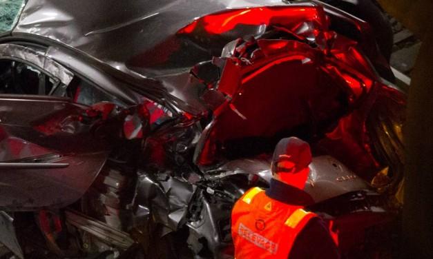 Photographier un accident – RER à Gentilly