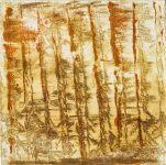 Bambous macula - Dominique Martigne - 15x15 cm - 2016