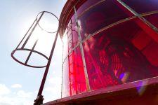 Lanterne du phare du Cap-Ferret