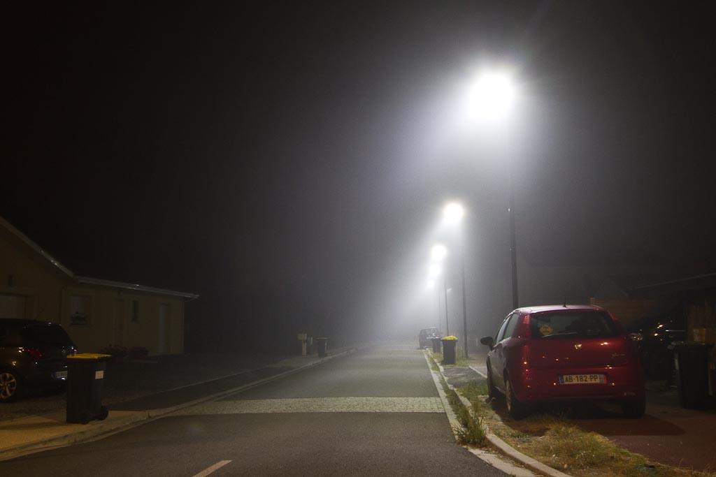Brouillard - Dominique Martigne - 2016