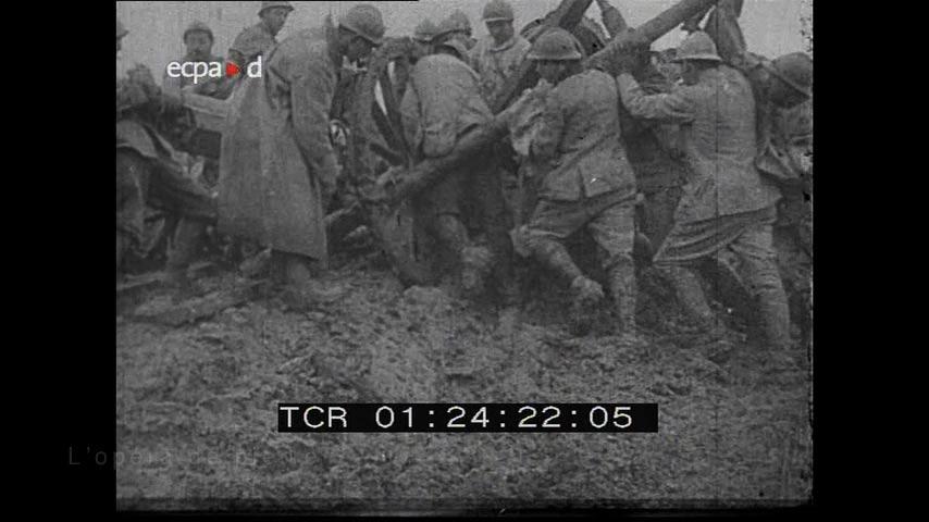 La boue - Film l'Opéra de pierre réalisé par Dominique Martigne