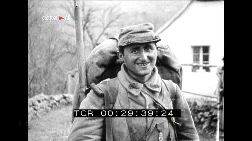 Notre soldat - Film l'Opéra de pierre réalisé par Dominique Martigne